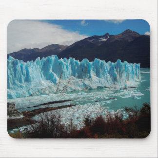 Perito Moreno Glacier Front In The Andes Mouse Mat