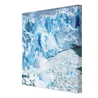 Perito Moreno Glacier, Los Glaciares National Park Canvas Print