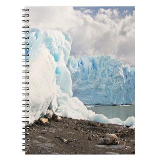 Perito Moreno Spiral Note Book