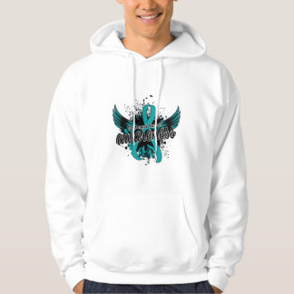 Peritoneal Cancer Awareness 16 Hoodie