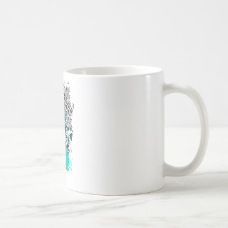 Peritoneal Cancer - Cool Support Awareness Slogan Mugs