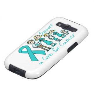 Peritoneal Cancer Family Support A Cure Samsung Galaxy S3 Cover