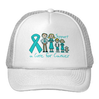 Peritoneal Cancer Family Support A Cure Mesh Hats