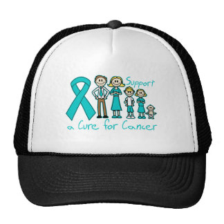 Peritoneal Cancer Family Support A Cure Trucker Hats