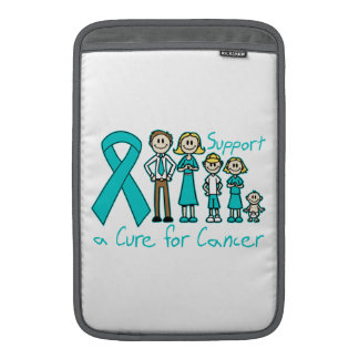 Peritoneal Cancer Family Support A Cure MacBook Sleeves