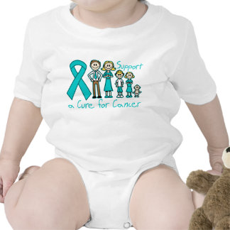 Peritoneal Cancer Family Support A Cure Bodysuit