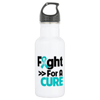 Peritoneal Cancer Fight For a Cure 532 Ml Water Bottle