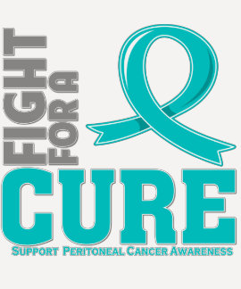Peritoneal Cancer Fight For A Cure T Shirt