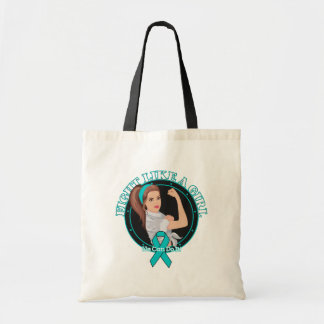 Peritoneal Cancer Fight Like A Girl Modern Rosie Bag