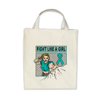 Peritoneal Cancer Fight Like A Girl Punch Bags