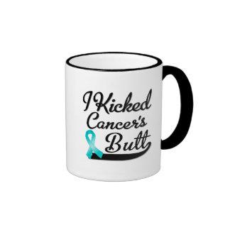 Peritoneal Cancer I Kicked Butt Mugs