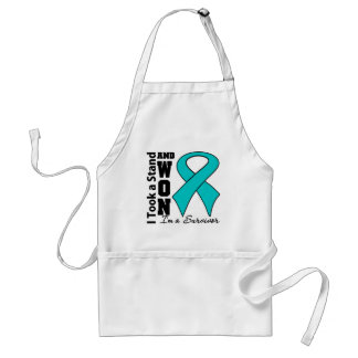Peritoneal Cancer I Took a Stand and Won Aprons