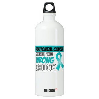 Peritoneal Cancer Picked The Wrong Diva SIGG Traveller 1.0L Water Bottle