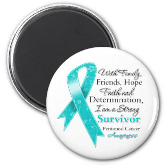 Peritoneal Cancer Support Strong Survivor Magnets