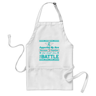 Peritoneal Cancer Supporting My Hero Apron