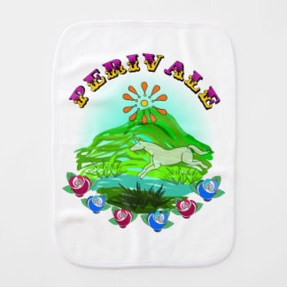 Perivale Burp Cloth