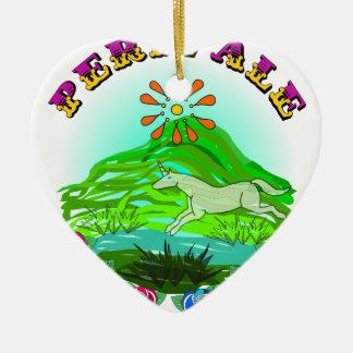 Perivale Christmas Ornament