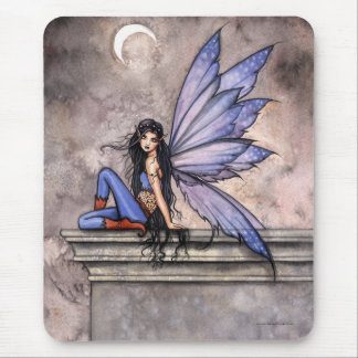 Periwinkle Fairy Mousepad by Molly Harrison