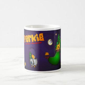 Perkie Coffee Mug