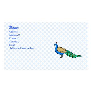 Perkins Peacock Business Cards