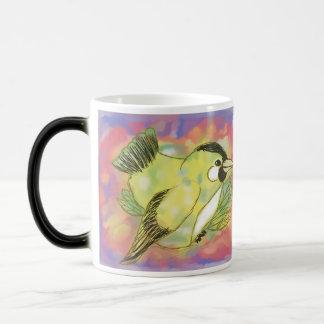 """Perky Bird"" Mug"
