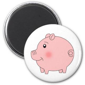 Perky Pig Fridge Magnets