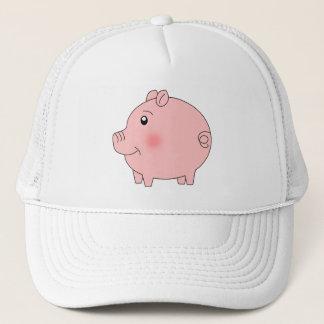 Perky Pig Trucker Hat
