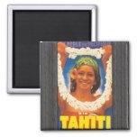 Perle Du Pacifique Tahiti, Vintage Fridge Magnets