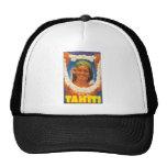 Perle Du Pacifique Tahiti, Vintage Trucker Hat