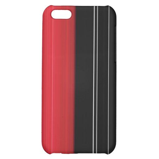 Pern stripes iPhone 5C case