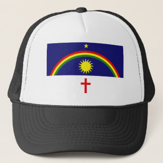 Pernambuco, Brazil flag Trucker Hat