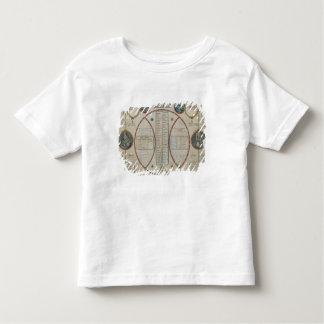 Perpetual Republican Calendar, June 1801 Toddler T-Shirt