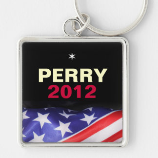 PERRY 2012 Premium Campaign Keychain