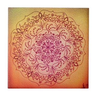 Perseid Mandala Tile