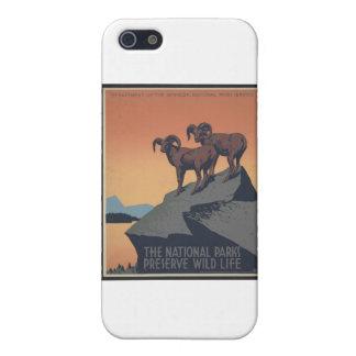 Perserve Wild Life iPhone 5 Case