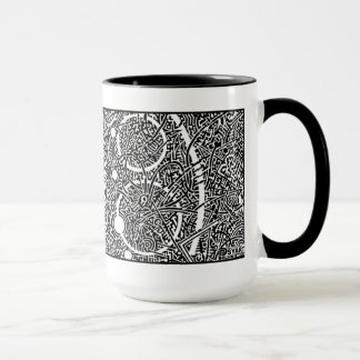 'Perseus Amongst the Spheres' (crop section) Mug