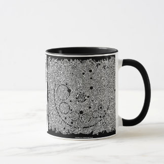 Perseus Amongst the Spheres (Dual Hemispheres) Mug
