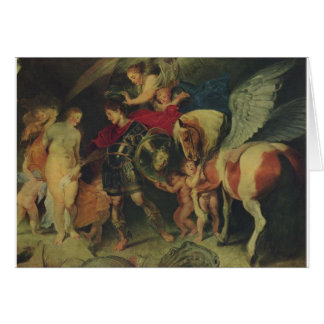 Perseus and Andromeda (C. 1622) Cards