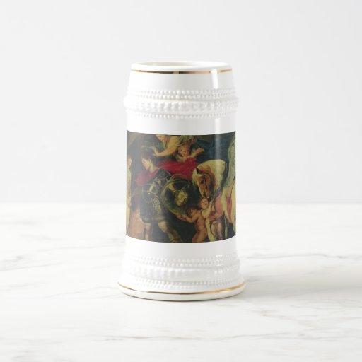 Perseus and Andromeda (C. 1622) Coffee Mugs