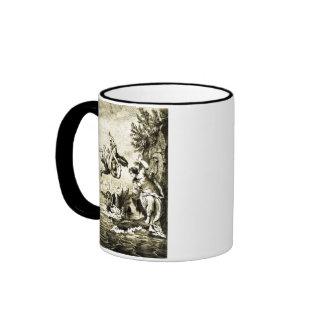 Perseus and Andromeda Ringer Mug