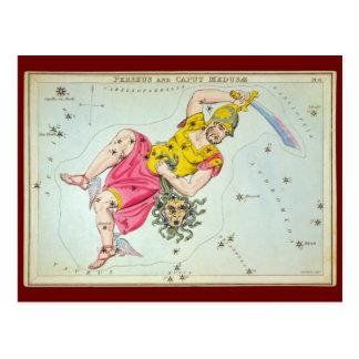 Perseus and Caput Medusæ Post Card