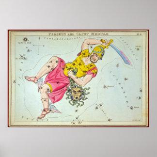 Perseus and Caput Medusæ Poster