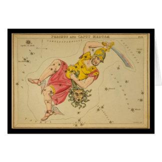 Perseus and Caput Medusae (The Medusa's Head) Greeting Card