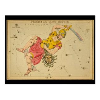 Perseus and Caput Medusae (The Medusa's Head) Postcard