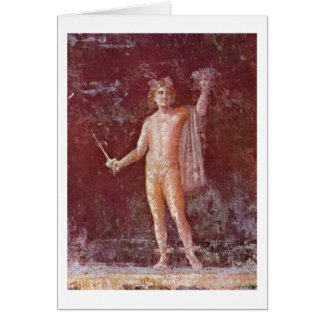 Perseus By Pompeian Painter Of The First Century Cards