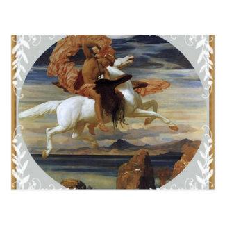 Perseus-Pegasus postcard