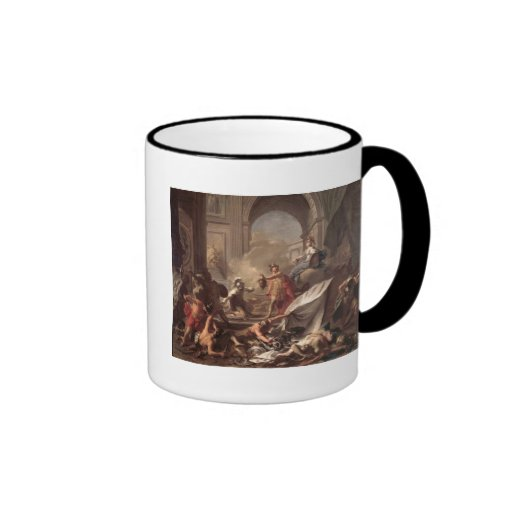 Perseus, under the protection of Minerva Mug