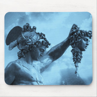 Perseus vs Medusa Mouse Pad