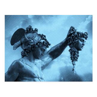 Perseus vs Medusa Postcards