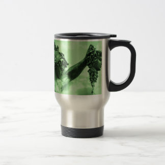 Perseus vs Medusa Stainless Steel Travel Mug